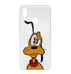 Husa Huawei P20 Lite Disney Silicon Pluto 001 Clear