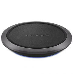 Incarcator Spigen Wireless Fast Charger 10W Black