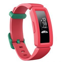 Bratara Fitbit Fitness Ace 2 Kids Activity Tracker Watermelon / Teal