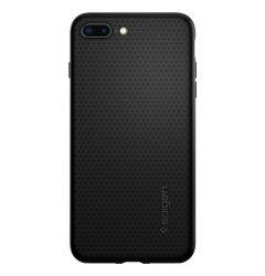 Husa iPhone 8 Plus / 7 Plus Spigen Liquid Air Black