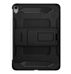 Husa iPad Pro 12.9 inch 2018 / 2020 Spigen Tough Tech Black