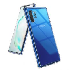 Husa Samsung Galaxy Note 10 Plus Ringke Fusion Transparent