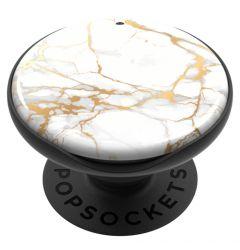 Suport Popsockets PopMirror Stand Adeziv Stone Marble Gloss (oglinda)