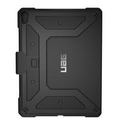 Husa iPad Pro 12.9 inch 2018 UAG Book Metropolis Series Black