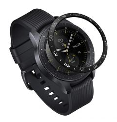 Rama Samsung Galaxy Watch 42mm Ringke Otel Inoxidabil Negru / Argintiu