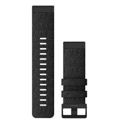Curea Garmin Smartwatch Garmin QuickFit Nylon Black 26mm