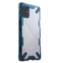 Husa Samsung Galaxy A71 Ringke Fusion X Space Blue
