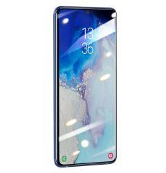 Folie Samsung Galaxy S20 Baseus Sticla Curbata 3D Clear