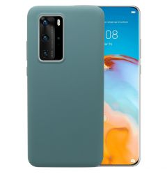 Husa Huawei P40 Pro Just Must Regular Defense Silicone Pine Green