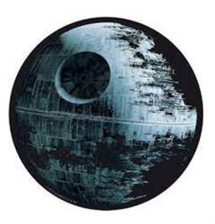 Aby Style Mouse Pad Star Wars: Death Star