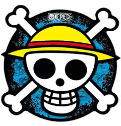 Aby Style Mouse Pad One Piece: Skull