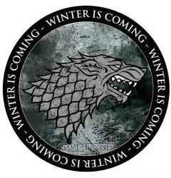 Aby Style Mouse Pad Game Of Thrones: Stark
