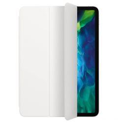 Husa Original iPad Air 4 10.9 inch / iPad Pro 11 inch (2nd generation) Apple Smart Folio White