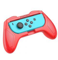 Husa Nintendo Switch Baseus Sw Small Handle GS04 Red + Blue (2 buc/set)