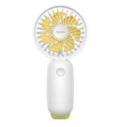 Mini Ventilator Baseus Portabil Firefly White