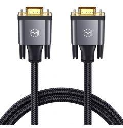 Cablu VGA la VGA Mcdodo Elite Series Black 2m