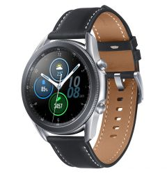 Samsung Galaxy Watch 3 45 mm, Bluetooth Silver