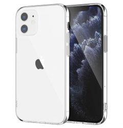 Husa iPhone 12 Mini Lemontti Silicon Transparent