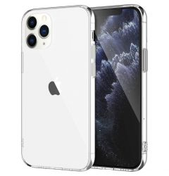 Husa iPhone 12 Pro Max Lemontti Silicon Transparent