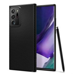 Husa Samsung Galaxy Note 20 Ultra Spigen Liquid Air Black