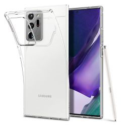 Husa Samsung Galaxy Note 20 Ultra Spigen Liquid Crystal Clear
