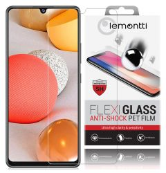Folie Samsung Galaxy A42 5G Lemontti Flexi-Glass