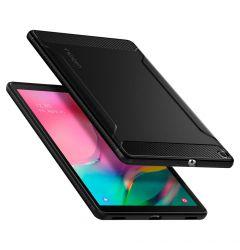Husa Tableta Samsung Galaxy Tab A 2019 10.1 inch Spigen Rugged Armor Black