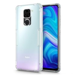 Husa Xiaomi Redmi Note 9 / Redmi 10X 4G Nillkin Nature TPU Case Transparent