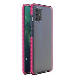 Husa Xiaomi Redmi Note 9 / Redmi 10X 4G Lemontti Spring Case Roz