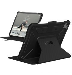 Husa iPad Air 4 10.9 inch (2020) / Pro 11 inch (2020 & 2018) UAG Metropolis Series Black