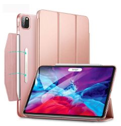 Husa iPad Pro 12.9 inch 2020 (4th generation) Esr Yippee Color Seires Rose Gold