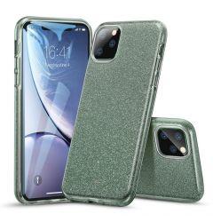 Husa iPhone 11 Pro Esr Makeup Serie Bling Glitter Green