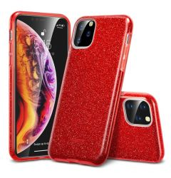 Husa iPhone 11 Pro Max Esr Makeup Serie Bling Glitter Red
