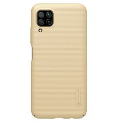Husa Huawei P40 Lite Nillkin Frosted Concave Gold