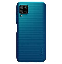 Husa Huawei P40 Lite Nillkin Frosted Concave Blue