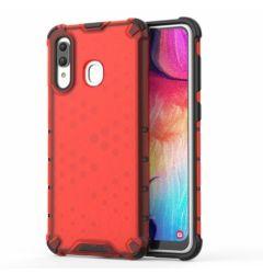 Husa Samsung Galaxy A30 Lemontti Honeycomb Red