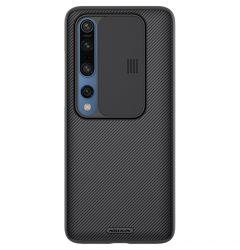 Husa Xiaomi Mi 10 5G / Mi 10 Pro 5G Nillkin Mirror Series Black