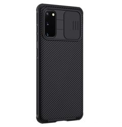 Husa Samsung Galaxy S20 5G / S20 Nillkin Mirror Pro Series Black