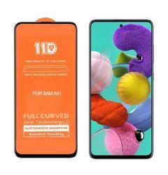 Folie Samsung Galaxy A51 Mietulb Sticla Curbata Full Glue Black