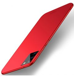 Husa Samsung Galaxy Note 20 Mofi Frosted Ultra Thin Red