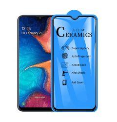 Folie Samsung Galaxy A20e Lemontti Ceramics Film Black