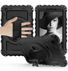 Husa Tableta Samsung Galaxy Tab A 2019 8 inch Lemontti Shockproof Combination Case Black