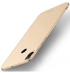 Husa Huawei P Smart (2019) Mofi Frosted Ultra Thin Gold