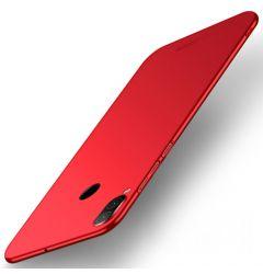 Husa Huawei P Smart (2019) Mofi Frosted Ultra Thin Red