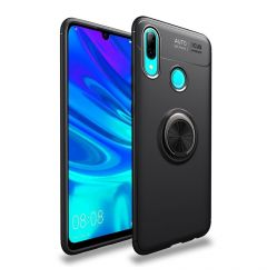 Husa Huawei P Smart (2019) Lenuo Shockproof TPU Black