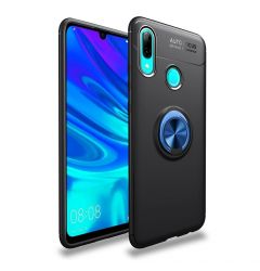 Husa Huawei P Smart (2019) Lenuo Shockproof TPU Black Blue