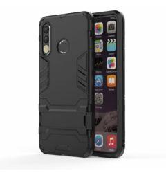 Husa Huawei P30 Lite Lemontti Shockproof Case Black