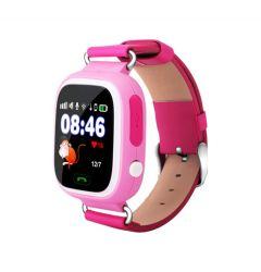 Smartwatch Wireless Lemontti Q90 pentru copii Pink