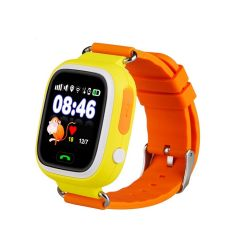 Smartwatch Wireless Lemontti Q90 pentru copii Orange