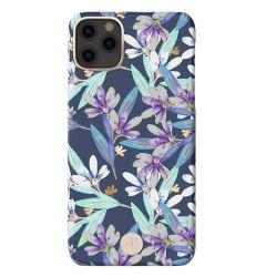 Husa iPhone 11 Pro Kingxbar Blossom Multicolor